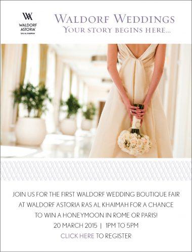 WEDDING CAMPAIGN FACEBOOK POST