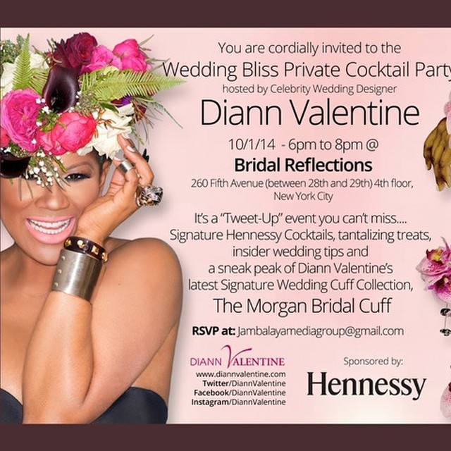 World Bride Magazine -is about to head over to Bridal Reflections, Hennessy,