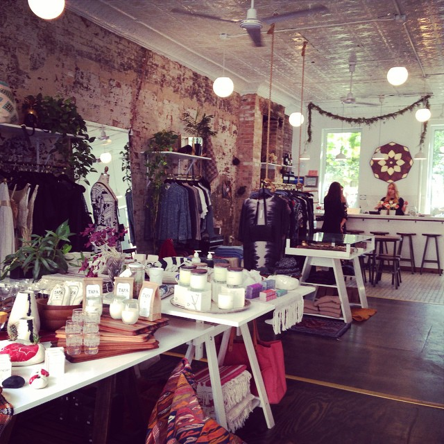 Get Married In Brooklyn- Jill Lindsey- great shop, cafe, gift ideas, event space- @ 370 Myrtle Ave, Brooklyn, NY 11205