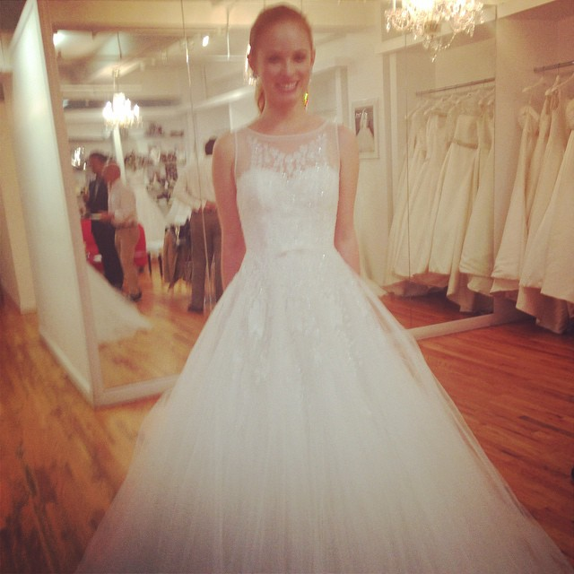 Rosa Clara Bride @ Designer Loft #weddings #weddingdresses
