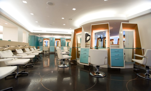 Top 10 hair salons in the country world bride magazine for 5th avenue beauty salon