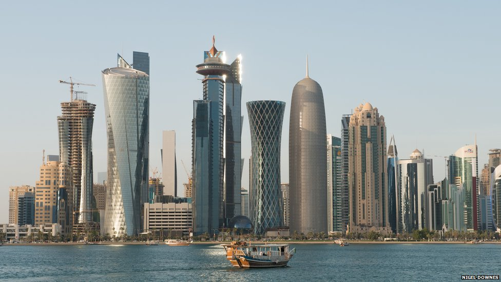 qatar_gratteciels