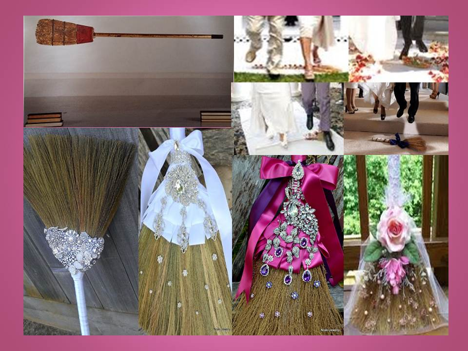 Jumping The Broom A Beautiful Symbolic Wedding Tradition World