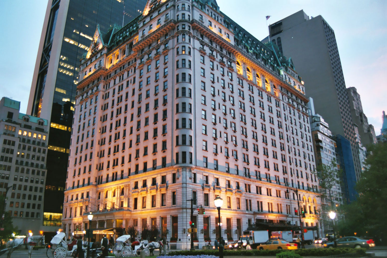 top hotels in new york city with big legacies world bride magazine. Black Bedroom Furniture Sets. Home Design Ideas