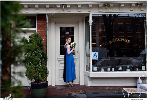 Model Shoot for Atlantic Avenue Bridal Expo in Bacchus in Brooklyn, N.Y. on April 20, 2015. Photography by Photomuse.