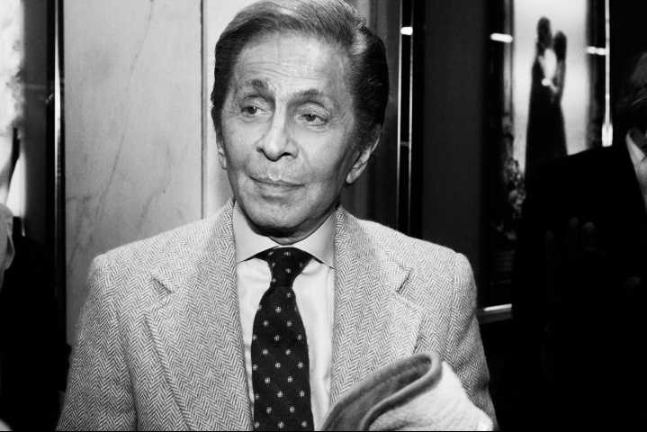 10 Things You Didn't Know About Valentino - theFashionSpot  Valentino Designer