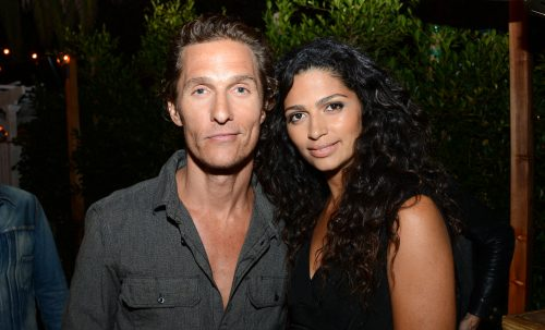 attend NYLON Guys and Macy's INC Celebrate the September Issue with host Matthew McConaughey at The Bungalow on August 15, 2012 in Santa Monica, California.