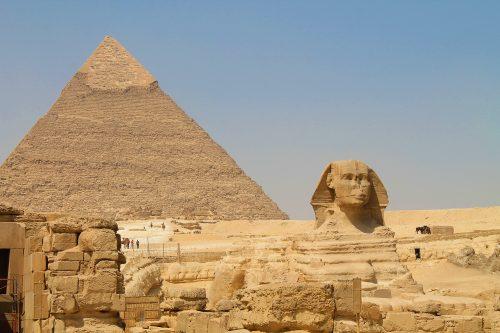 Giza © Victor Amos