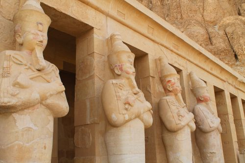 Luxor © Victor Amos