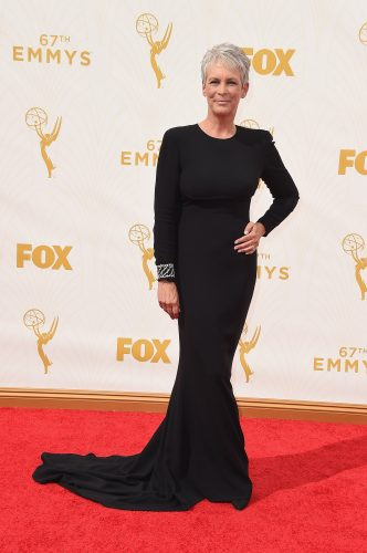 jamie-lee-curtis-emmys-red-carpet-2015