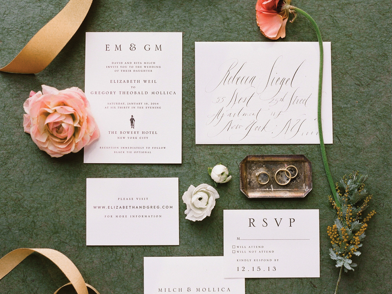 Send Out Wedding Invitations
