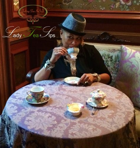 Lady Tea Sips - Talk Show4