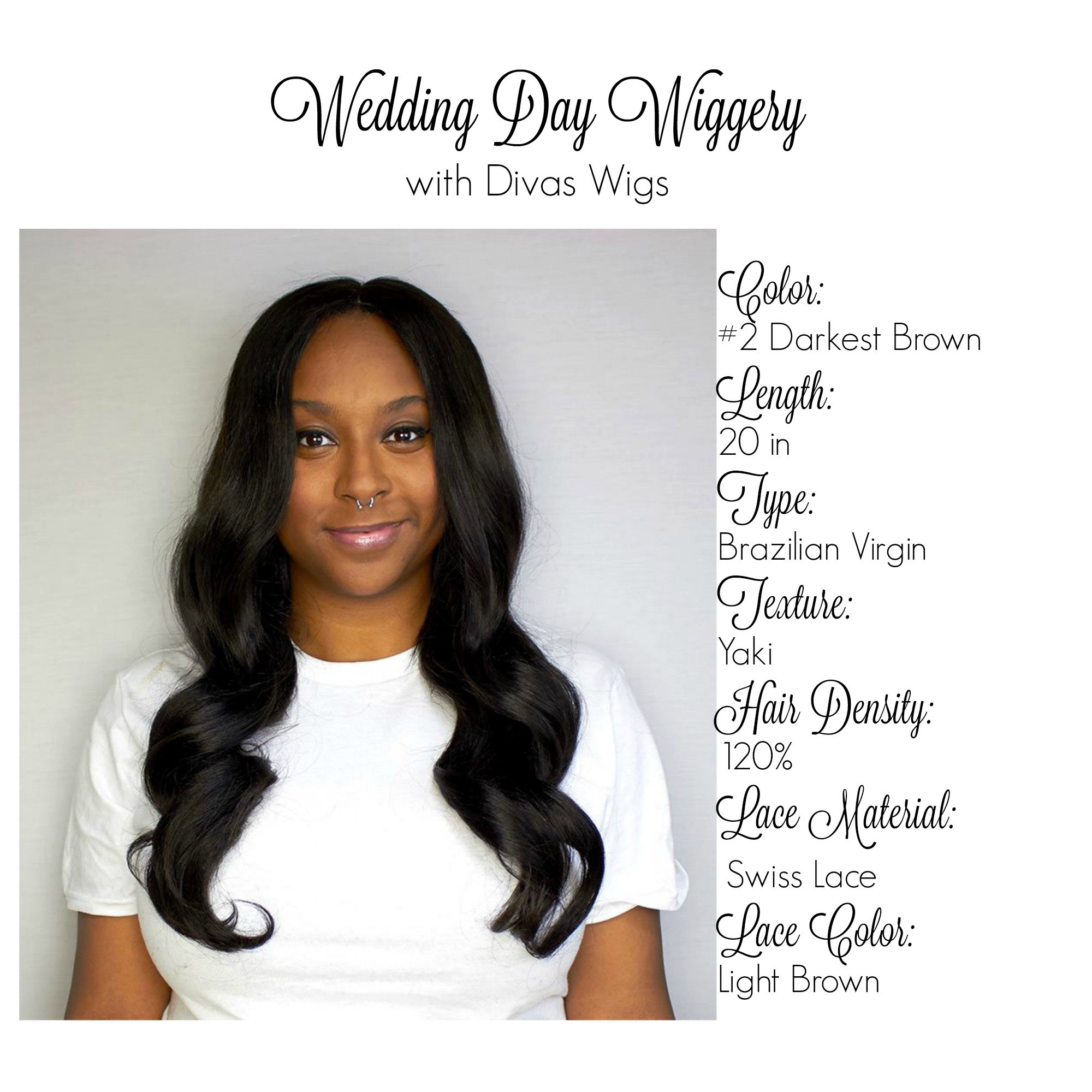 Wedding Day Wiggery with Divas Wigs - World Bride Magazine