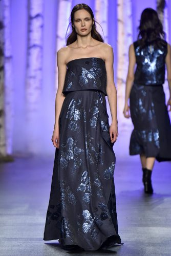 Noon by Noor New York RTW Fall Winter 2016 February 2016