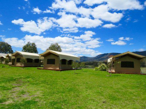 Spicers Peak Lodge Canopy Eco-Lodge