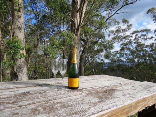 Spicers Peak Lodge Veuve Clicquot