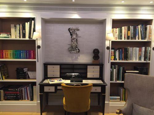 Langham London Writer's Corner