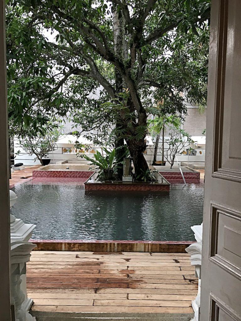 Casa Colombo pool