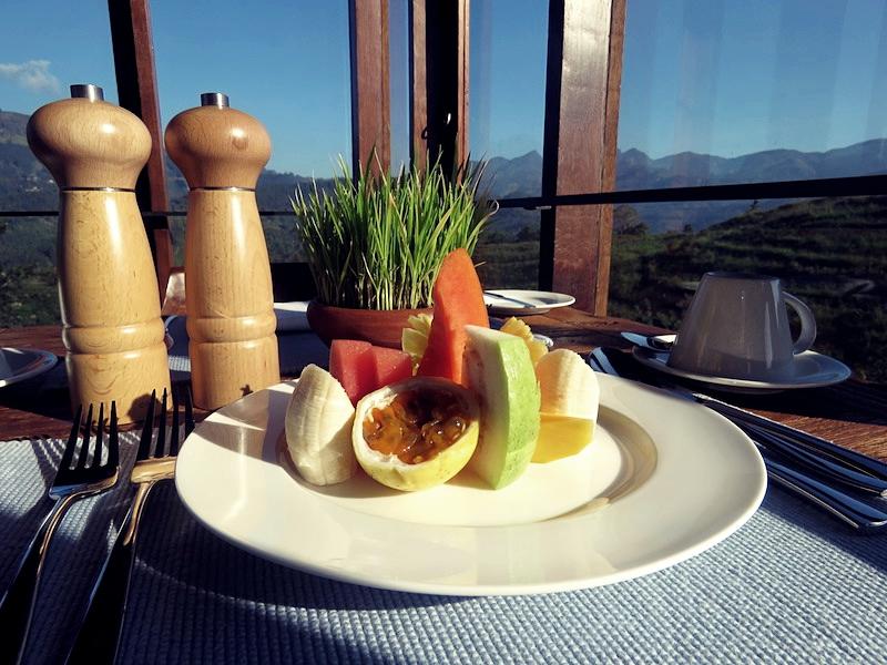 Santani breakfast