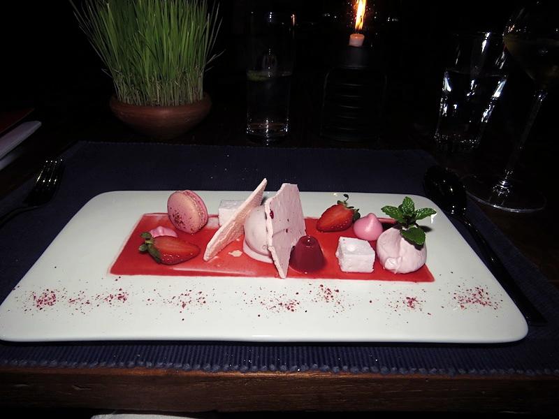 Santani dessert
