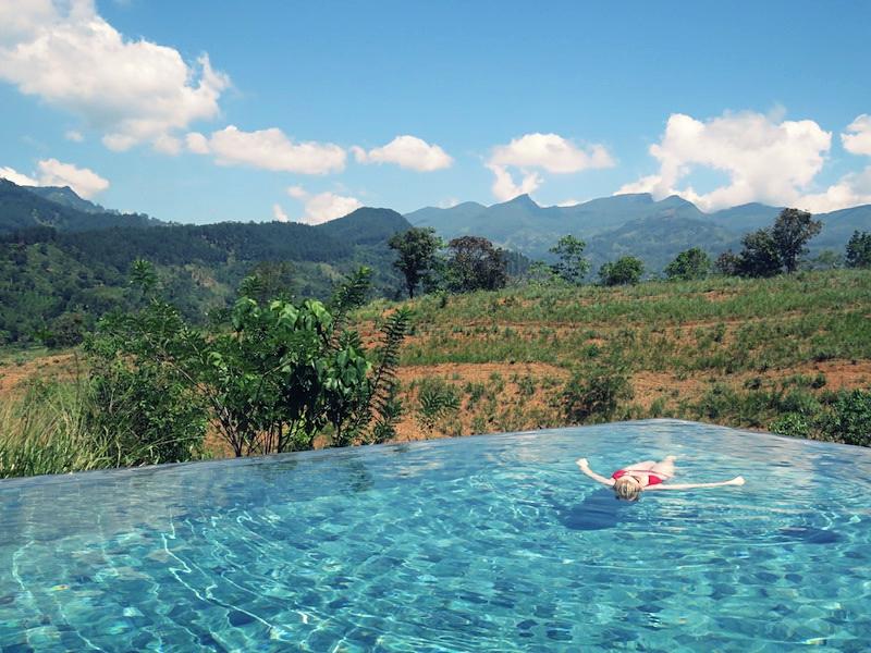 Santani pool