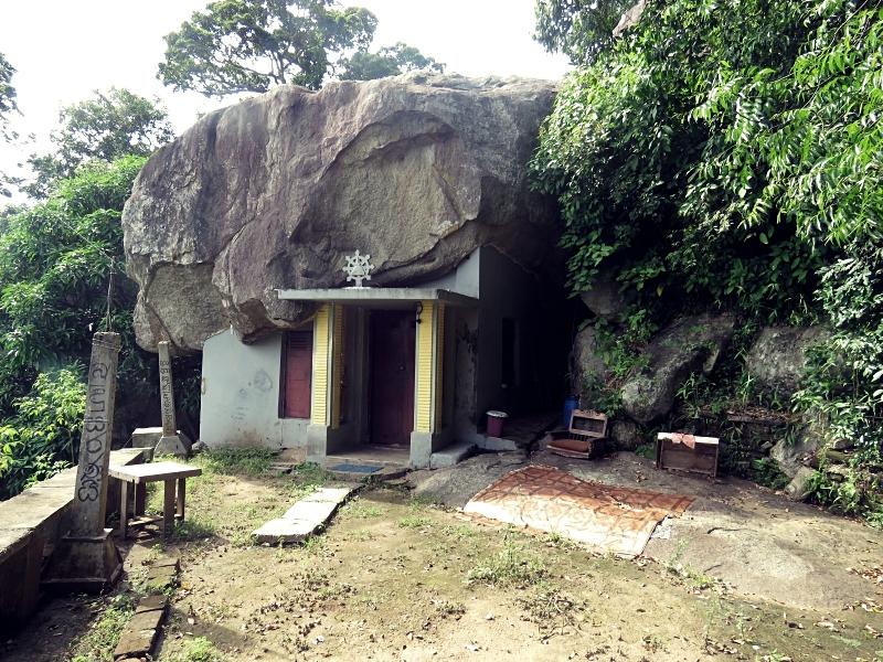 Ulpotha Saliygama Aranya Temple
