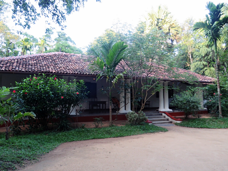 Ulpotha main house