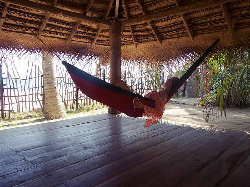 Mamboz Beach Pra hammock