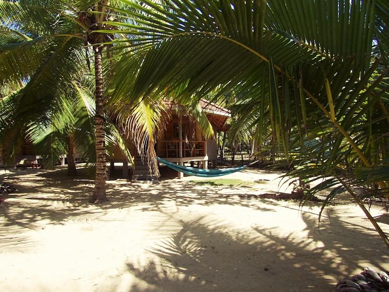 Mamboz Beach hammock