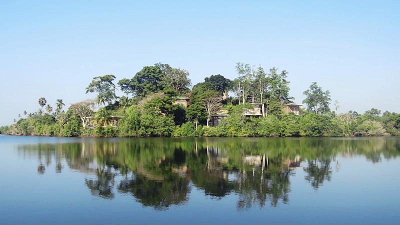Tri Island Lake Koggala