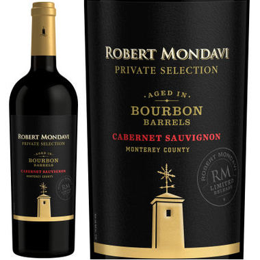Robert Mondavi Private Selection Bourbon Barrels Cabernet Sauvignon