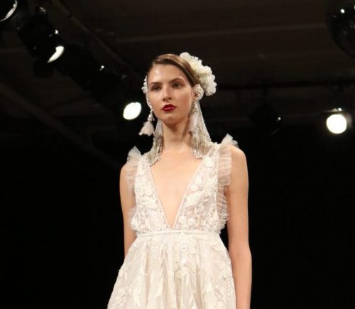Naeem Khan, New York Bridal Market