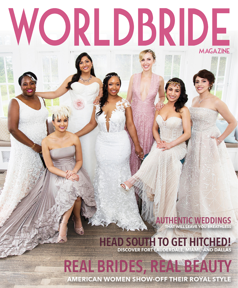 Wbm Summer2018 Teaser World Bride Magazine