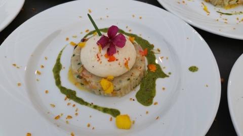 Mariage et gastronomie française