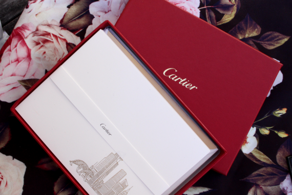 Stationary by Cartier