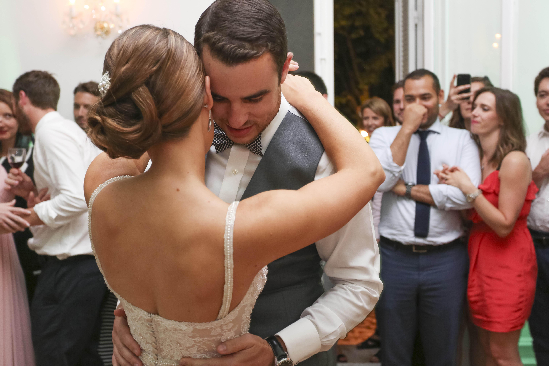 La musique pour mon mariage: Let's dance
